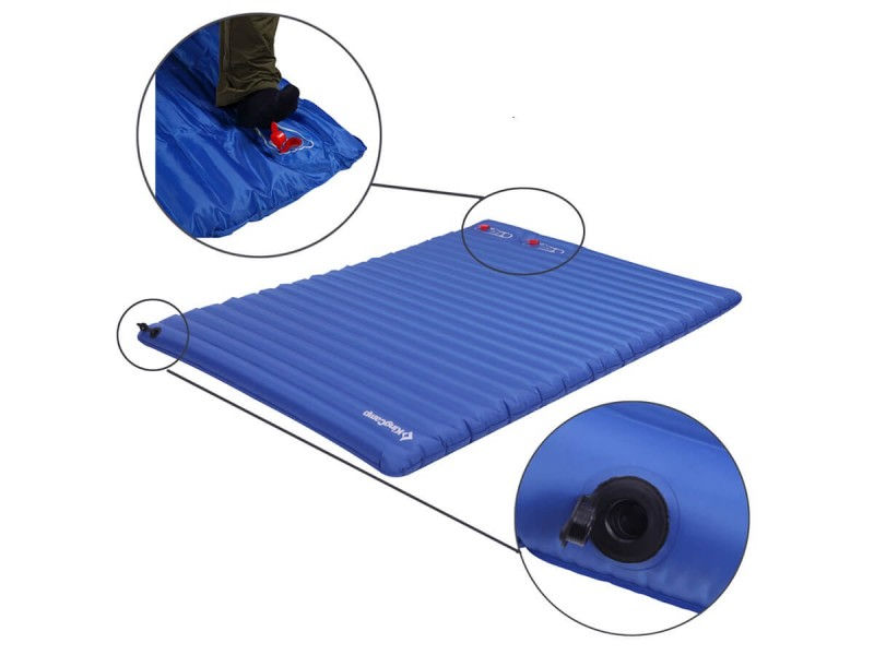 фото Коврик King Camp 3589 Pump Airbed Double