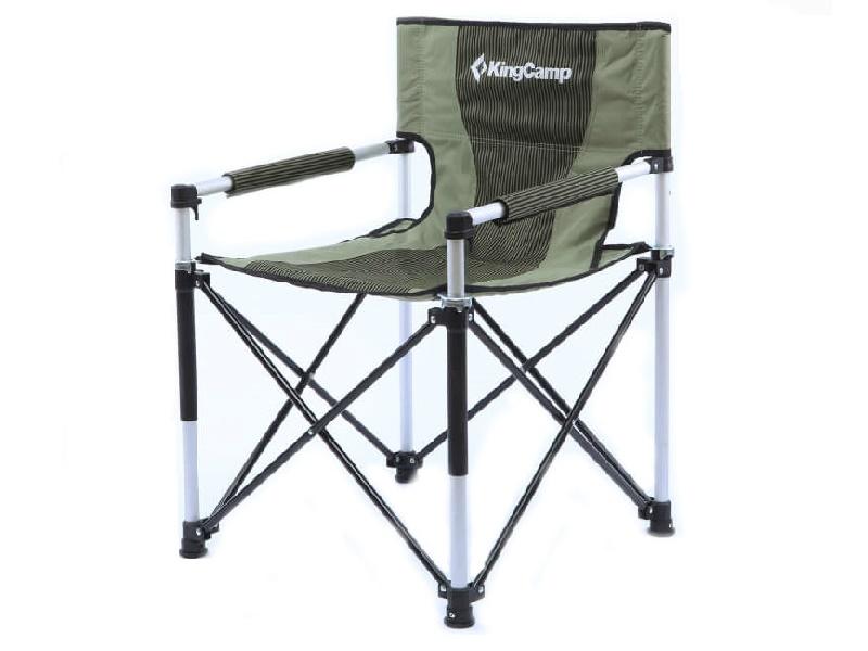 фото King Camp - Складное кресло 3882 Alu folding director