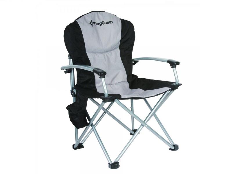 фото Складное кресло King Camp 3887 / 3987 Deluxe Steel Arm Chair