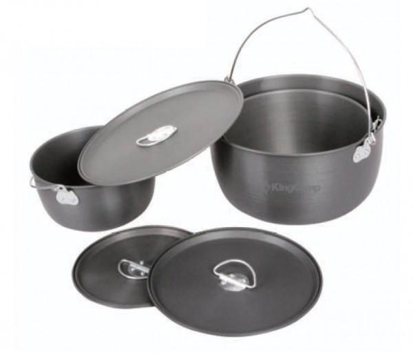 King Camp - Набор посуды 3913 CLIMBER 4