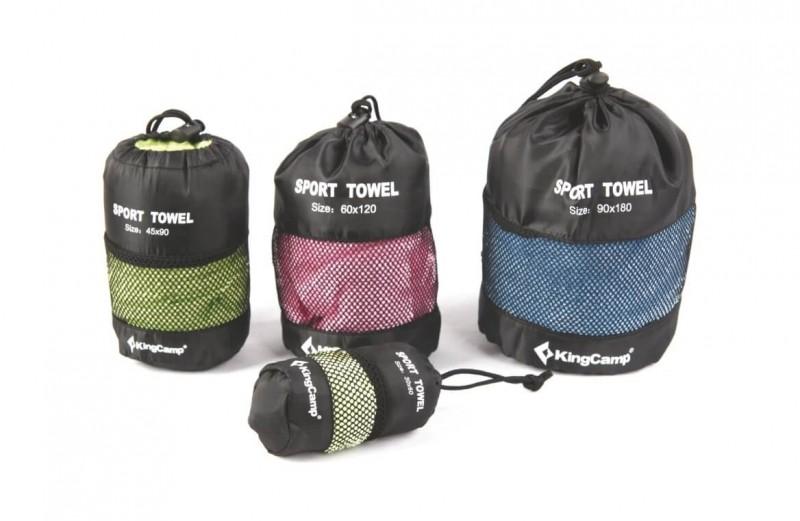 фото King Camp - Полотенце 4216 Camper Towel L (60х120 см)