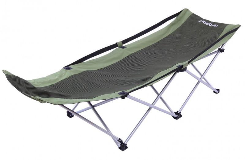 фото King Camp - Складная кровать 3857 Aluminium Compact bed