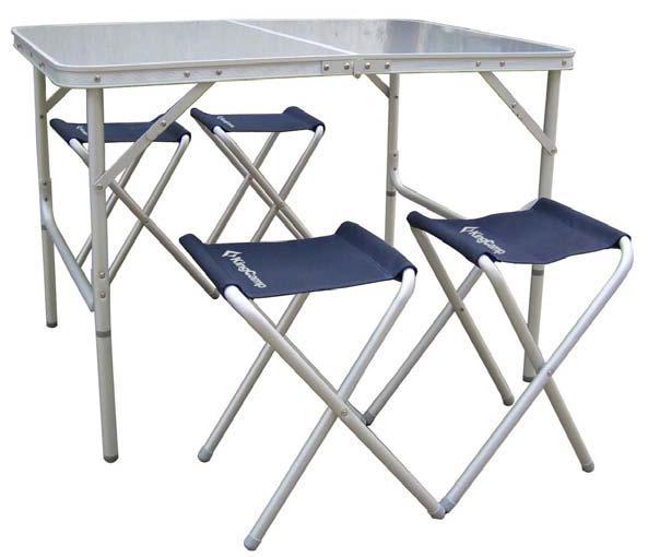 фото Набор мебели King Camp 3850 Tablle and chair set