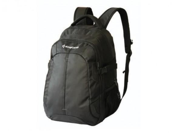 King Camp - Городской рюкзак 3205 BLACKBERRY 28