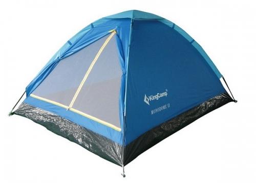 King Camp - Палатка двухместная 3016 MONODOME Fiber
