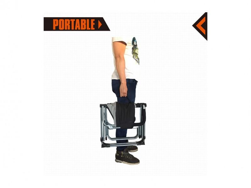 фото Кресло складное King Camp 3824 Portable Director Chair