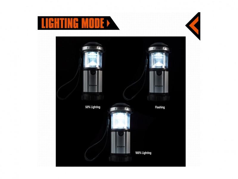 фото Лампа-фонарь King Camp 3706 9-LED CAMP LAMP