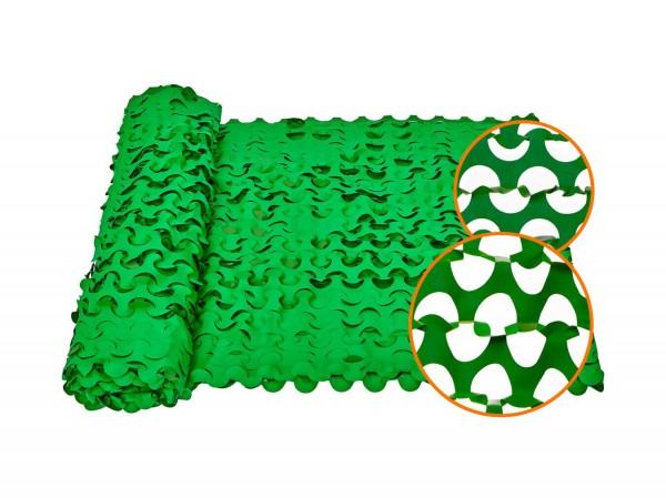 Маскировочная сетка Нитекс Лайт-Профи Зеленый/Светло-зеленый 3x6