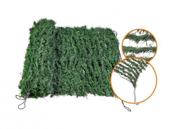 Маскировочная сетка Нитекс Папоротник Хвоя зеленая 1.5x2