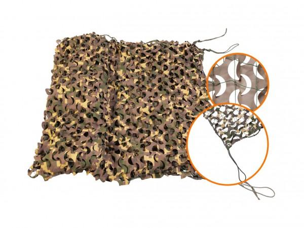 Маскировочная сетка Нитекс Пейзаж-Профи Утка 3D 1.8x6