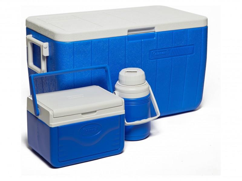 фото Набор изотермических контейнеров Coleman 48 Quart Combo