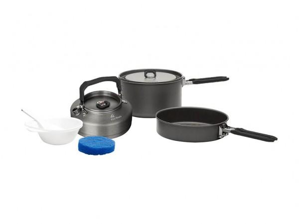 Набор посуды Fire-Maple Feast 2 Black на 2-3 человека
