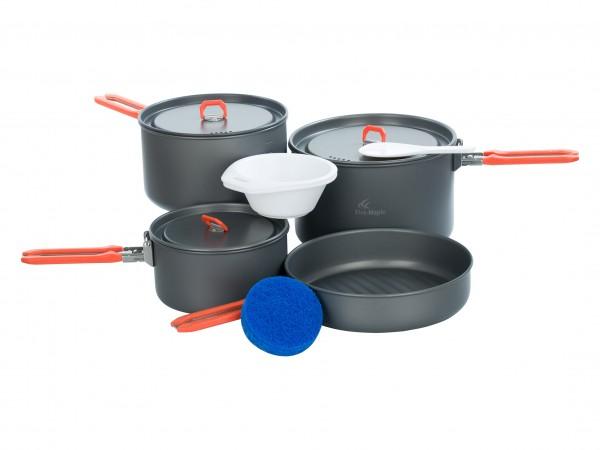 Набор посуды Fire-Maple Feast 5 на 4-5 человек