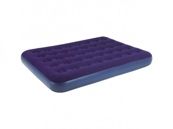 Надувная кровать Jilong Relax Flocked Air Bed Double