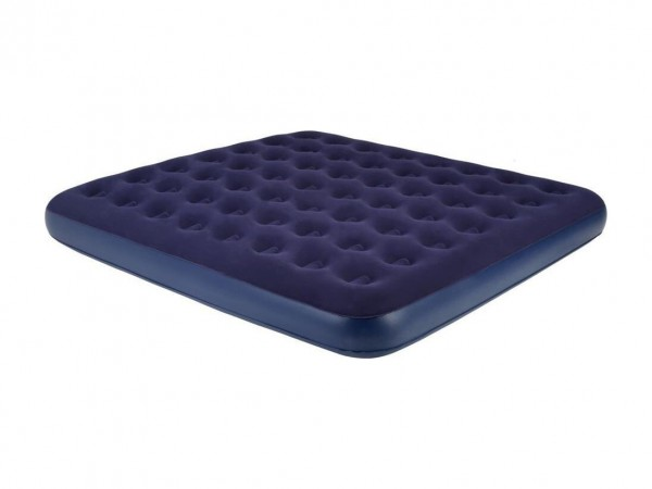 Надувная кровать Jilong Relax Flocked Air Bed King