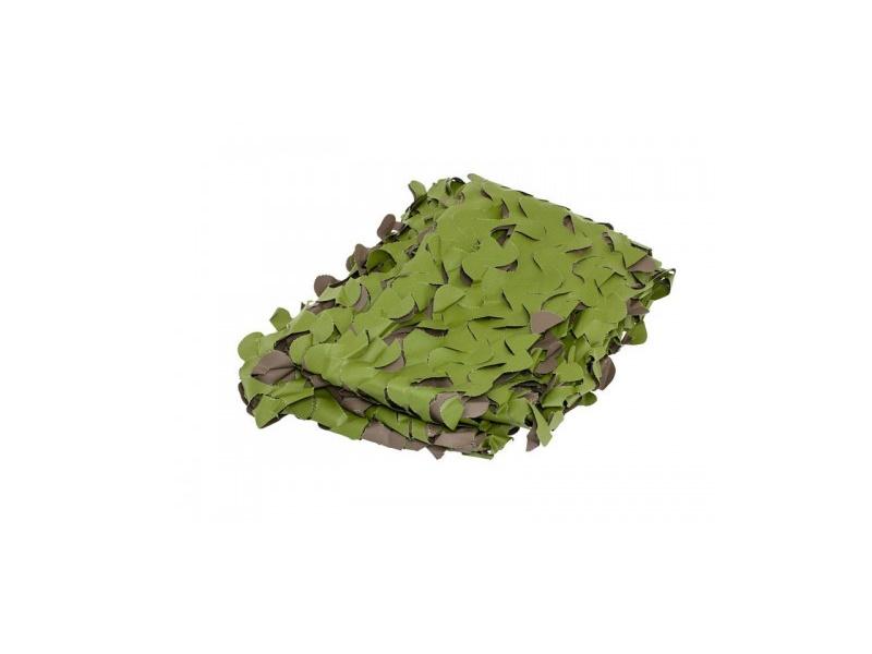 фото Маскировочная сетка Нитекс Лайт 2x5 (зеленый-коричневый)