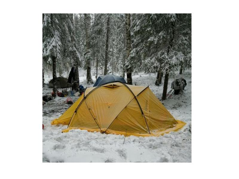 фото Палатка с юбкой Normal Камчатка 4N