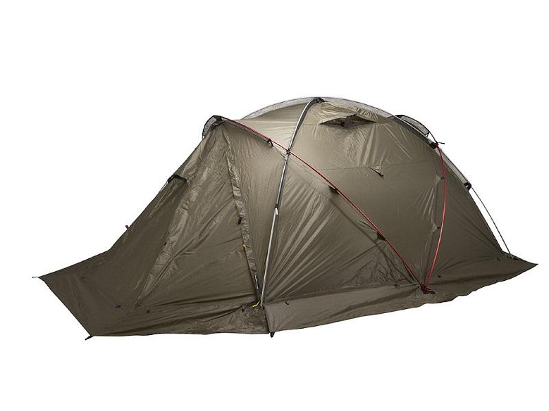 фото Палатка с юбкой Normal Камчатка 4N Si/Pu