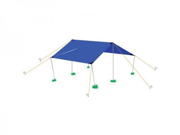 Палатка Normal Тент 4 (4х6)