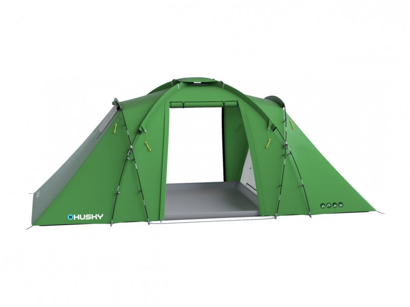 фото Палатка Husky Boston 4 Dural