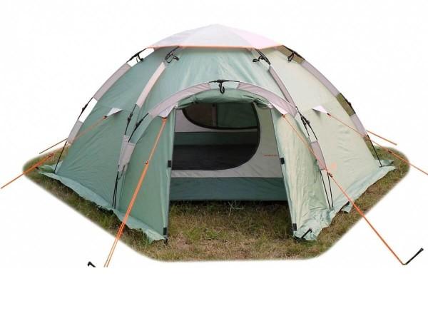 Туристическая палатка автомат Maverick Igloo