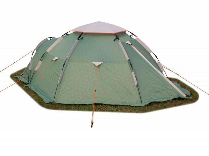 фото Туристическая палатка автомат Maverick Igloo