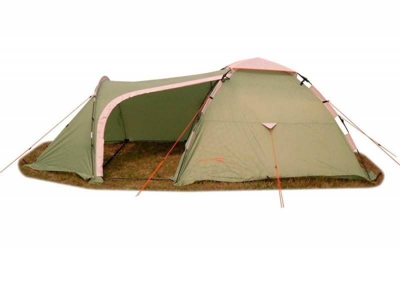 фото Туристическая палатка автомат Maverick Itera