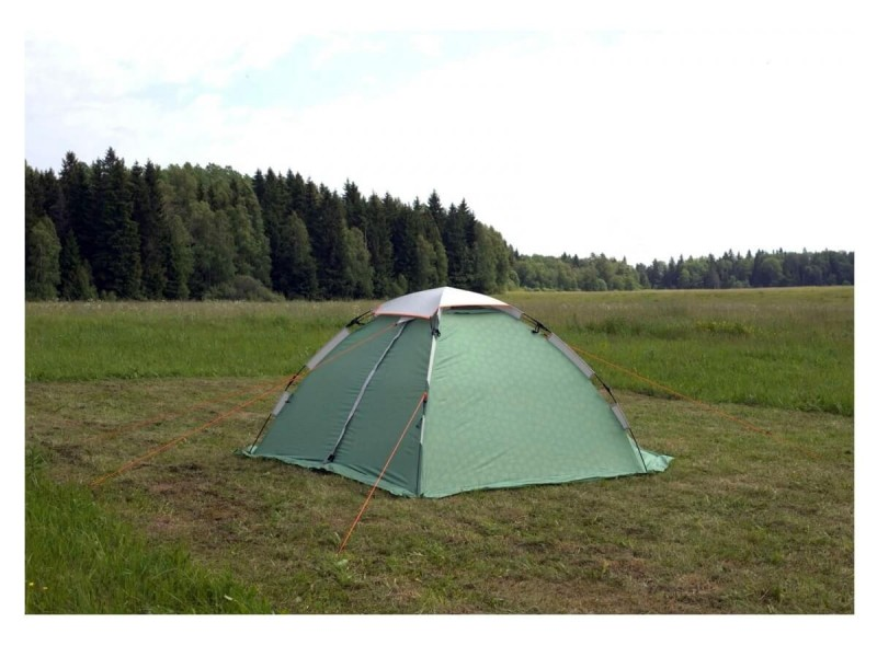 фото Туристическая палатка автомат Maverick Mobile premium
