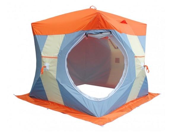 Палатка Митек Нельма Куб-2 c внутренним тентом