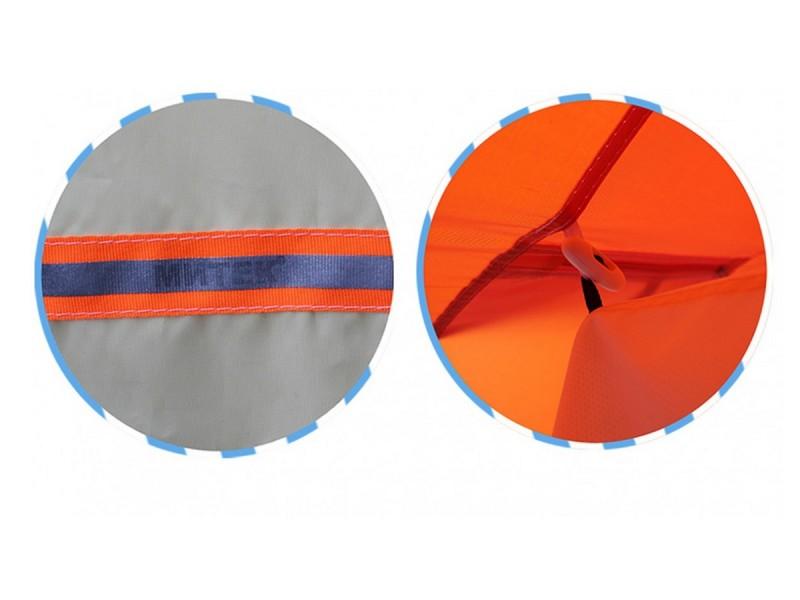 фото Палатка Митек Нельма Куб-2 c внутренним тентом