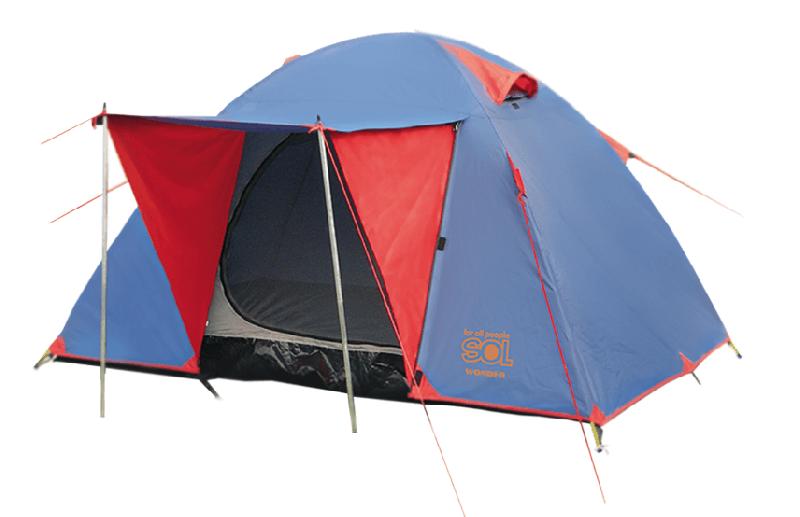 фото Палатка Sol Wonder 3