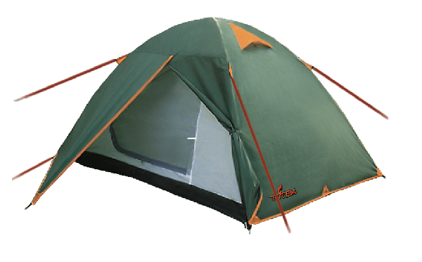 Палатка Totem Trek 2 v2