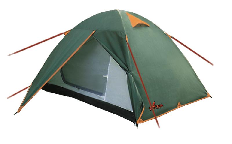 фото Палатка Totem Trek 2 v2