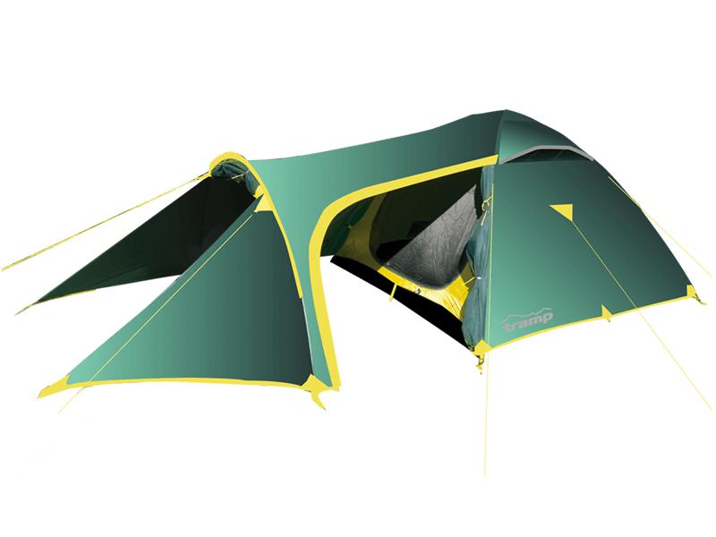 фото Палатка Tramp Grot 3 v2