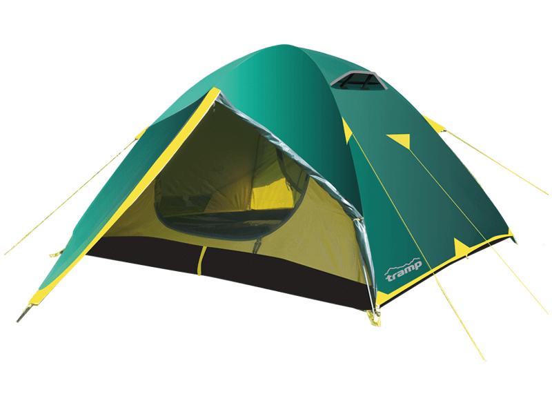 фото Палатка Tramp Nishe 3 v2