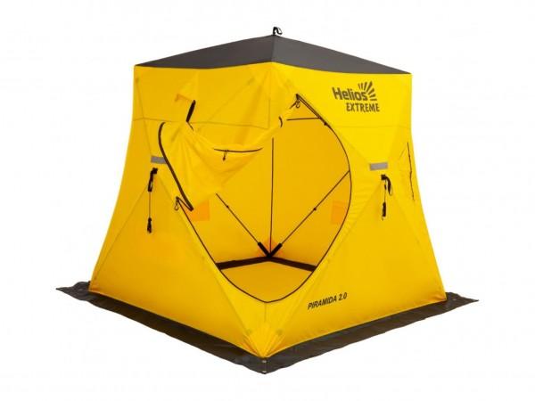 Палатка Helios PIRAMIDA EXTREME V2.0 2,0х2,0м (широкий вход)