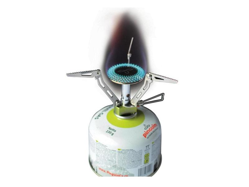 фото Газовая горелка Pinguin Trek