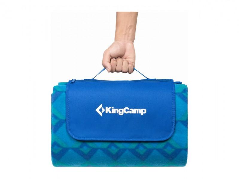 фото Плед для пикника King Camp 4701 PicnicBlanket 200x178 см