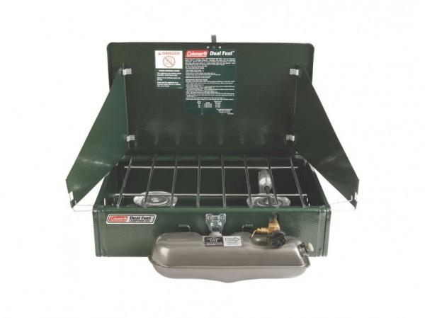 Плита бензиновая Coleman 2 Burner Compact 424