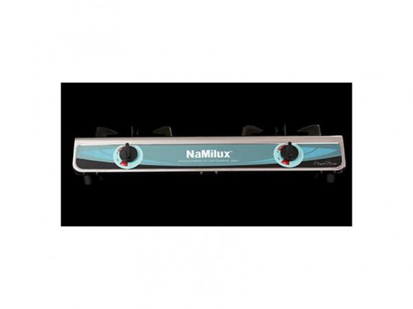 Плита газовая NaMilux DL1764PS с 2 конфорками