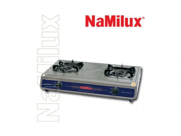 Плита газовая NaMilux NA-702AFM с 2 конфорками