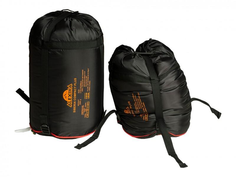 фото Спальный мешок Alexika SIBERIA Compact Plus (t°комф. 5)