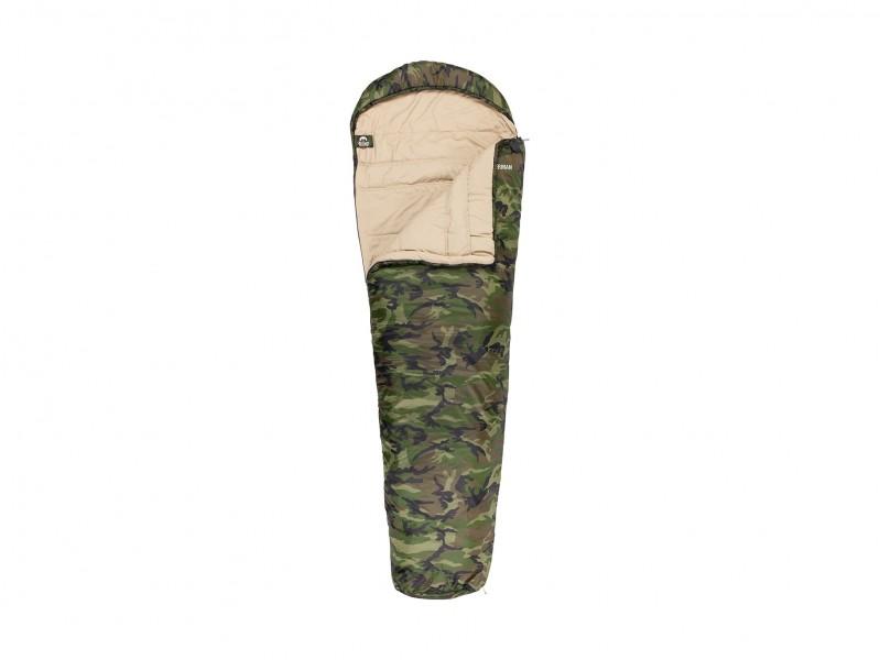 фото Спальный мешок Jungle Camp Fisherman (t°комф. +6)