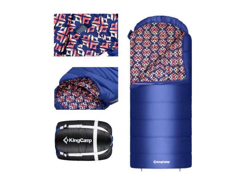фото Спальный мешок King Camp 2003 Superior 400XL (t°комф. -1)
