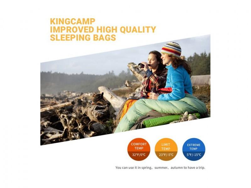 фото Спальный мешок King Camp 2023 Desert 300 (t°комф. 0)