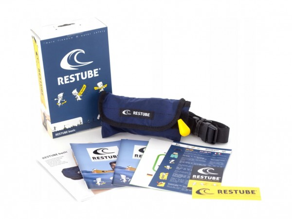Спасательная система Restube Basic Marine blue