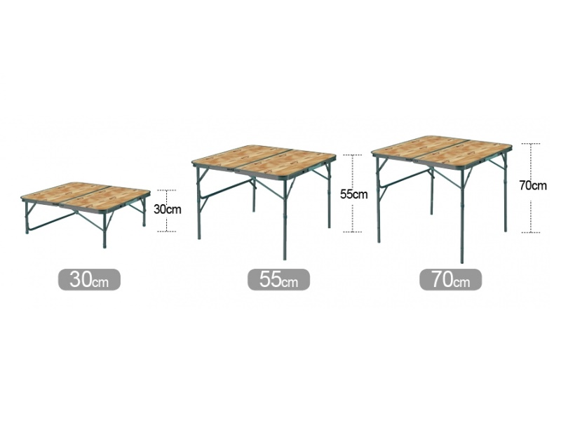 фото Kovea - Стол TITAN SLIM 2FOLDING TABLE KN8FN0107