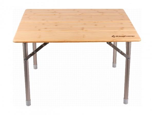 Стол складной King Camp 2018 4-folding Bamboo table