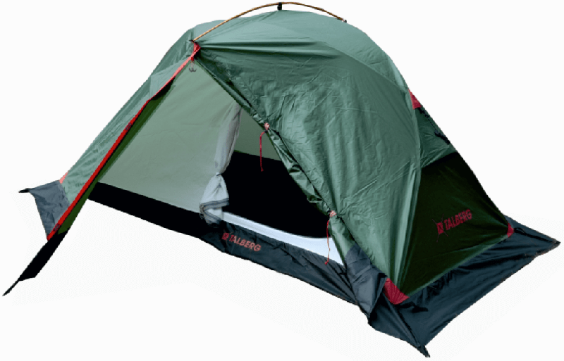 фото Палатка Talberg Borneo Pro 2