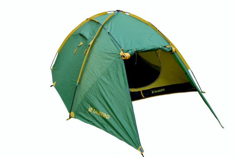 фото Talberg - Палатка Trapper 2